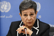 Press Conference with Hanan Ashrawi, PLO Executive Committee Member 3.1908817