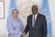 Deputy Secretary-General Meets Foreign Minister of Guinea 7.210188