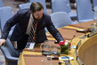 Security Council Considers International Peace and Security