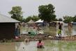 Start of Rainy Season Floods Bor, South Sudan 4.4700174