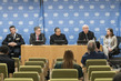 """Press Conference on """"Cops and Clergy Working together: The Work of the Santa Marta Group in the Fight against Human Trafficking Worldwide"""" 3.1908817"""