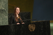 President of Inter-Parliamentary Union Addresses General Assembly