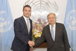 Secretary-General Meets Minister for Foreign Affairs of former Yugoslav Republic of Macedonia 1.0