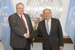 Secretary-General Meets Foreign Minister of Hellenic Republic