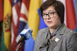 Security Council President Briefs Press Following Consultations on Middle East 1.0
