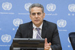World Food Programme's Regional Director Guest at Noon Briefing