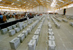 Tendered Ballots Gathered for Checking at Windhoek Showgrounds 5.080529