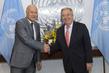 Secretary-General Meets Secretary-General of League of Arab States 2.8502333