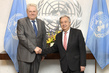 Secretary-General Meets Permanent Representative of Ukraine
