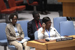 Security Council Considers Stuation in Central African Republic