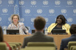 Press Briefing on SDGs Youth World Cup 1.0