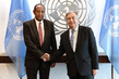 Secretary-General Meets Special Representative and Head of UN Office to African Union 1.0