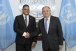 Secretary-General Meets Prime Minister of Curacao 2.8524928
