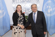 Secretary-General Meets with President-elect of General Assembly 2.8524928