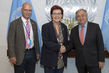 Secretary-General meets Former Minister for Cooperation and Development of Germany 2.8524928