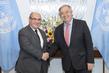 Secretary-General Meets Incoming Director General of IOM 2.8524928