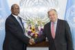 Farewell Call by Permanent Representative of Sierra Leone 2.8524928