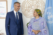 Deputy Secretary-General Meets Deputy Prime Minister for Digitalization and Investments of Slovak Republic 7.2013726