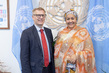 Deputy Secretary-General Meets Minister of Environment, Energy and Housing of Finland 7.2013726