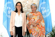 Deputy Secretary-General Meets Minister of State of France 7.2013726