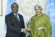 Deputy Secretary-General Meets Prime Minister of Togo 7.2013726