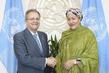 Deputy Secretary-General Amina Mohammed