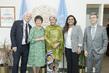 Deputy Secretary-General Meets SDG Advocates 7.2013726