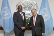 Secretary-General Meets Prime Minister of Bahamas 2.852179
