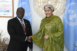Deputy Secretary-General meets with Chair of African Union Peace and Security Council 1.0
