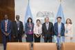 Secretary-General Meets Members of Independent Audit Advisory Committee 1.0
