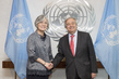 Secretary-General Meets Foreign Minister of Republic of Korea 1.0