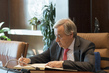 Secretary-General Signs Condolence Book for Former Prime Minister of Namibia 10.8651085