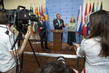 Vice-president of Colombia Speaks to Press 3.1862292
