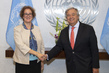Secretary-General Meets UN Representative to Geneva International Discussions 1.0