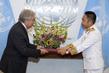 New Permanent Representative of Cambodia Presents Credentials 1.0