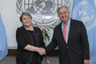 Secretary-General Swears in New High Commissioner for Human Rights 2.8558156