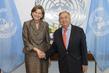 Secretary General Meets Special Representative for Haiti 2.8558156