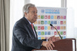 Secretary-General Issues Warning about Dangers of Climate Change 2.8558156