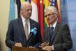 Special Envoy for Syria and USG of OCHA Brief Press