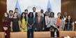 Secretary-General Meets 2018 Reham Al-Farra Journalism Fellows 2.8552866