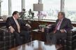 Secretary-General Meets Permanent Representative of Ecuador 2.8552866