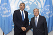 Secretary-General Meets Prime Minister of Jamaica