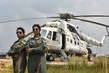 Bangladeshi Helicopter Pilots Serving with MONUSCO 4.50111