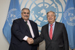 Secretary-General Meets Foreign Minister of Bahrain 2.8578708