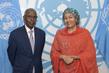 Deputy Secretary-General Meets Senior Political Advisor to President of Eritrea 7.207015