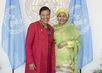 Deputy Secretary-General Meets Head of Commonwealth 7.207015