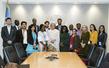 Deputy Secretary-General Meets 2018 Reham Al-Farra Journalism Fellows 7.2119403