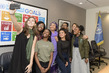 Deputy Secretary-General Meets Group of Young Women 7.2055693