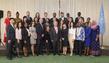 Secretary-General Meets 2018 UN Disarmament Fellowship Participants 2.8578708