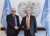 Secretary-General Meets UN Humanitarian Coordinator 2.8578708